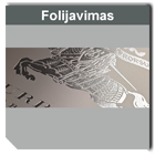 Folijavimas 130x130 + Bevel
