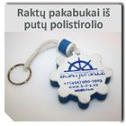 Raktu pakab is putu polistirolio130 bevel