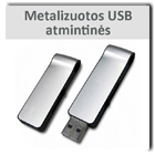 Metalizuotos usb 130 bevel